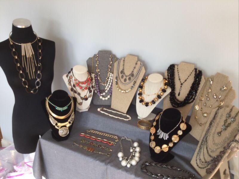 Beautiful Estate 31 Piece All Designer Signed Necklace Bracelet Jewelry Lot