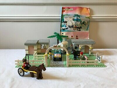 VINTAGE LEGO Town Paradisa Rolling Acres Ranch (6419) COMPLETE with INSTRUCTIONS