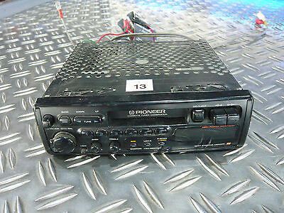 Pioneer Kassettenradio Radio KEH-4201 Ihr jbtuning Team!SDK