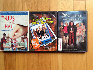 The Kids in the Hall DVD lot rare  EUC