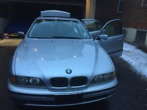 1999 BMW 540i E39 Classic BMW V8 low mileage