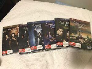 Brand new Vampire diaries box set Homebush Strathfield Area Preview