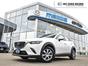 2016 Mazda CX-3 GX|1.9% FINANCE AVAILABLE|NO ACCIDENTS
