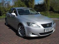 LEXUS IS 250 2.5 SE 2005 55 REG SPARES OR REPAIR