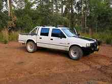 1992 Rodeo Manual 4x4 Frazers Creek Port Macquarie City Preview