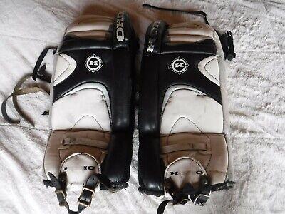 Pre Owned KOHO Ince Hockey Goalie Shin Gear