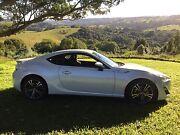 Pearl White Toyota 86 GTS Broadbeach Gold Coast City Preview