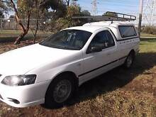 2007 Ford Falcon Ute with low klm, canopy,tow bar,revers camera. Keilor Downs Brimbank Area Preview