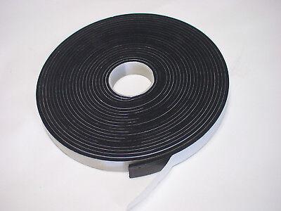 Zellkautschuk Gummidichtung Dichtungsband  10mx25mmx3mm k