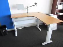 Electric Height Adjustable corner desk - European Quality! Edwardstown Marion Area Preview