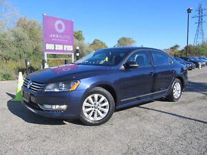 2013 Volkswagen PASSAT TRENDLINE CLEAN CAR PROOF DIESEL BLUE-TOO