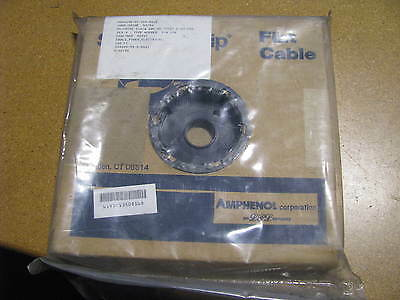 Amphenol Continental Power Cable C-03-030 Nsn 6145-01-350-8568 100feet