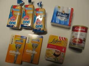 Coles Mini Little Shop 2 $3 each