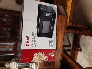 Master chef countertop microwave (sold pending pickup)