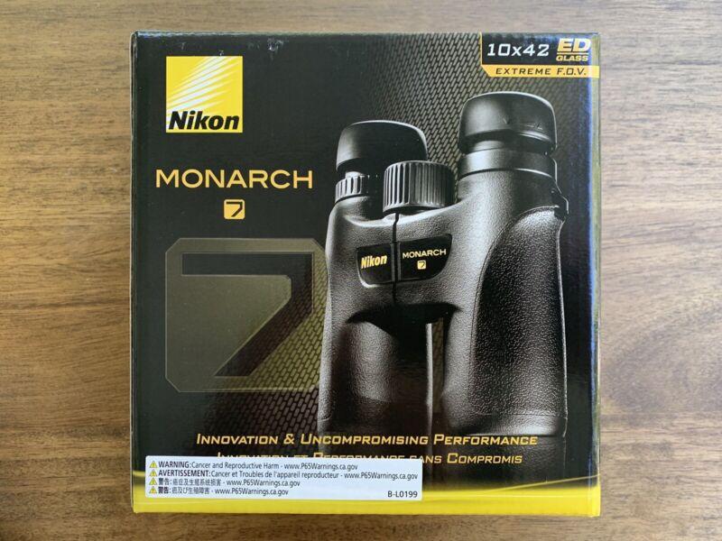 Nikon MONARCH 7 10X42 Binocular 7549