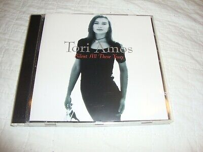 Tori Amos Silent All These Years Toronto/ Canada 1993 cd (Tory Canada)