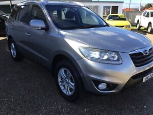 HYUNDAI SANTA FE ELITE 7 SEATER AUTOMATIC TURBO DIESEL 5 DOOR SUV Fairy Meadow Wollongong Area Preview