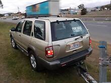 1999 Nissan Pathfinder Wagon Glenorchy Glenorchy Area Preview