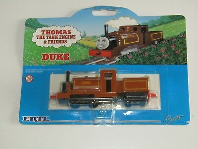 Thomas the Tank Engine and Friends ERTL DUKE SEALED ON CARD