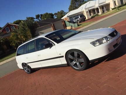 Vy Holden commodore wagon