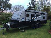 Kokoda Force VII X Trail 3 Bunk Caravan Leongatha South Gippsland Preview