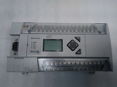 Micrologix 1400 20-24vdc In 12-rly Out 2-232 Eth 120vac
