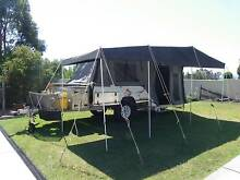 CUB Supermatic Escape Off-road hard floor camper 2011 Warwick Southern Downs Preview
