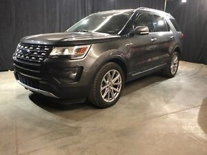 2016 Ford Explorer Limited 7 PASS TOIT PANORAMIQUE