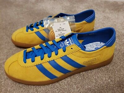 Adidas Originals Malmo Trainers Size 11.5 Brand New In The Box Tags Attached