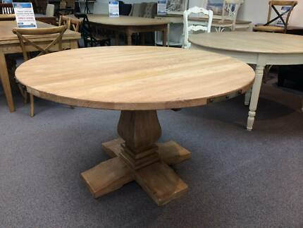 Hamptons Style Solid Wood Dining Table FREE DELIVERYDining