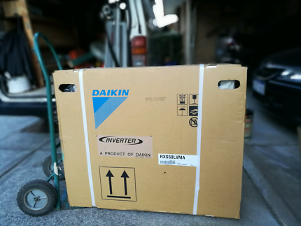 Air conditioner brand new