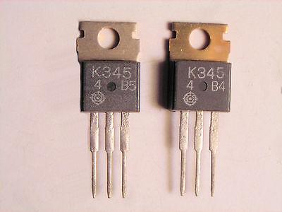 2sk345 Original Hitachi Fet Transistor 2 Pcs