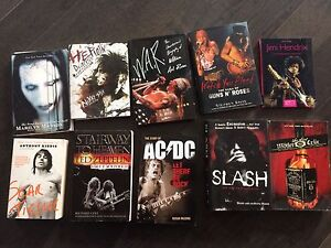 Rock n Roll autobiographies