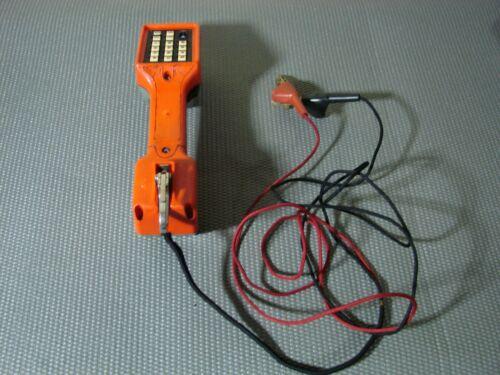 Harris TS22 Lineman Test Handset Telephone