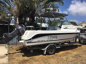 Boat Cruisecraft 550 Explorer