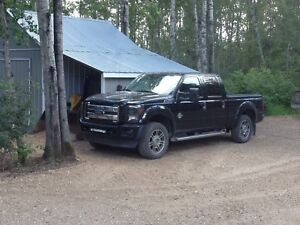2011 Ford F-250 Powerstoke