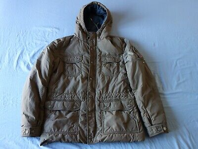 holubar winter montain parka down jacket