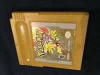 Pokemon Gold (Gameboy)