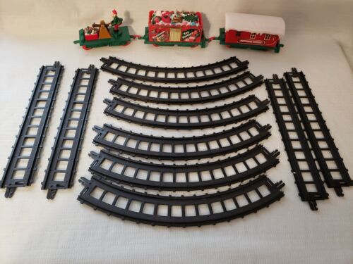 Toy Shop Northpole Express No. 5306 Train Set Cars and Track REPLACEMENT PARTS