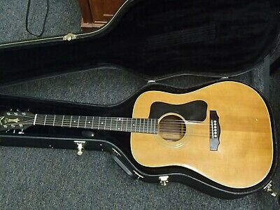 Guild Acoustic D-50 NT Bluegrass Special Guitar With Hardshell Case