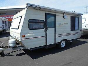 "1991 Golf Calypso PopTop Caravan 15ft 6"" Brendale Pine Rivers Area Preview"