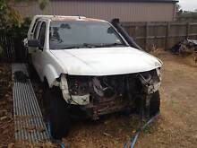 Wrecking 2007 Nissan Navara Ute D40 Spain Built (VSK) Gayndah North Burnett Area Preview