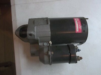 Genuine Delco-remy Starter Starting Motor 10495396 323-349
