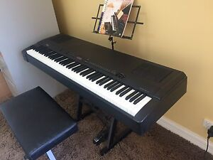 Yamaha 88 keyboard P200 with all extras Kangaroo Point Brisbane South East Preview