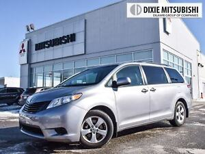 2014 Toyota Sienna 7-PASS | CAPTAIN CHAIRS | ALLOYS | HEATED SEA