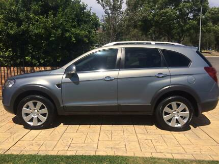 2009 Holden Captiva Wagon Muswellbrook Muswellbrook Area Preview