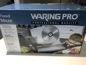 Waring Food/Meat Slicer