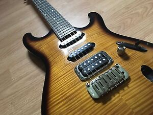 Ibanez SA electric guitar