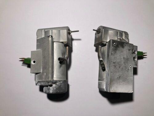 Sirona Cerec 3 Compact Milling Unit Set of Motors