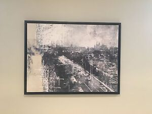 MOVING- Framed Print - Can Deliver Must Go